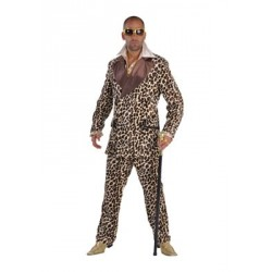 Location costume Disco Huggy adulte