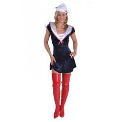 Location costume Petite Marine femme
