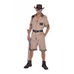 Location costume Safari Homme