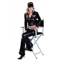 Location costume pilote Racing Babe adulte