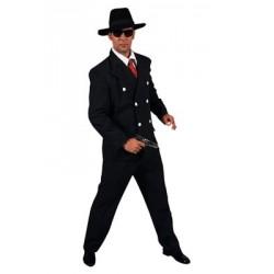 Location costume années 20' Borsalino noir
