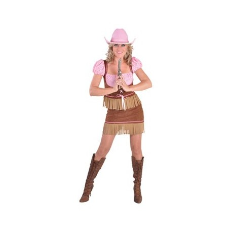 Location costume Cow-Girl Kelly adulte