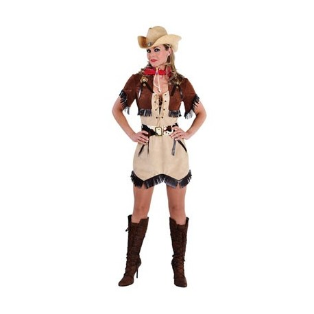 Location costume Cow-Girl Stessy adulte