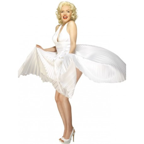 Location costume Marylin adulte