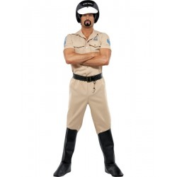 Location costume Policier Village People adulte
