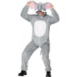 Location costume Elephant adulte