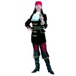 Location costume Pirate Femme