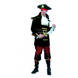 Location costume Pirate Homme