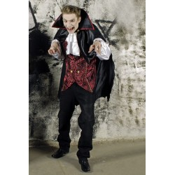 Location costume Vampire damien adulte