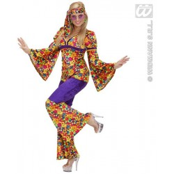 Location costume Hippie Chippie adulte