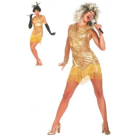 Location costume Tina adulte