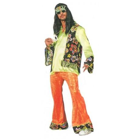 Location costume Hippie Flower adulte