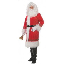 Location costume Père Noël Manteau