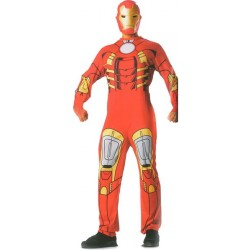 Location costume Iron Man adulte