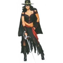 Location costume Zoro Femme