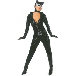 Location costume Catwoman adulte