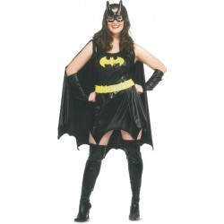 Location costume Batgirl adulte