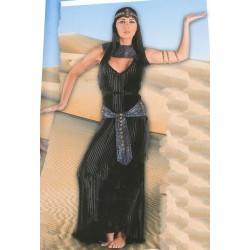 Location costume Cléopâtre noire adulte