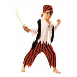Costume Moussaillon Pirate Enfant