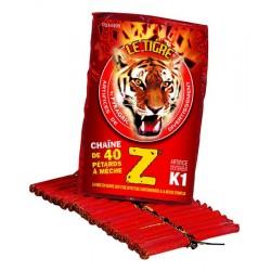 Pétard chaine tigre Z