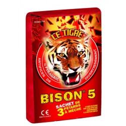 Pétards Bison 5 x3