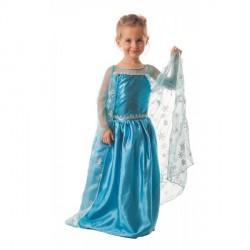 Costume Princesse Des Glaces Enfant