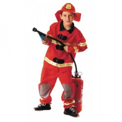 Costume Pompier Us Enfant