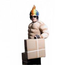 Costume Homme Musclé