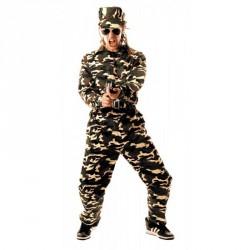 Costume Soldat