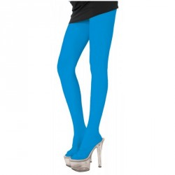 Collants Fluo Bleu