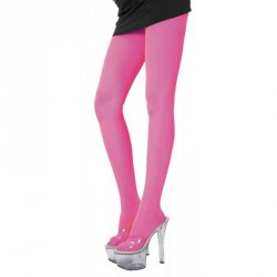 Collants Fluo Rose