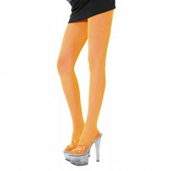 Collants Fluo Orange