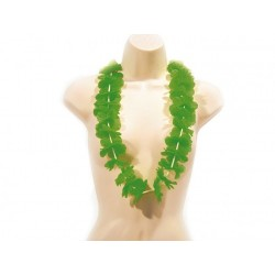 Collier Hawaï Vert