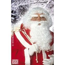 Perruque Père Noël Barbe + Sourcils