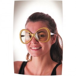 Lunettes Butterfly Or