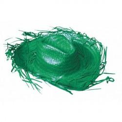 Chapeau Cowboy Caraïbes Vert