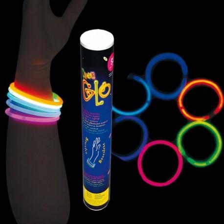 Bracelets Fluo Multi x50