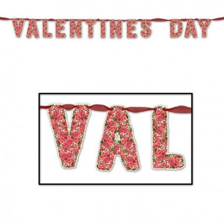 Guirlande St Valentin