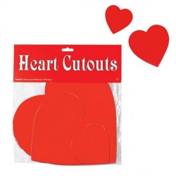 Cut out coeur x9