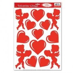 Stickers St Valentin