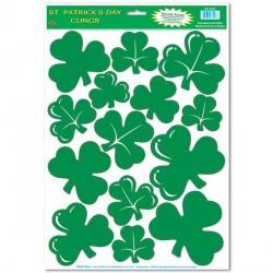 Stickers Trèfles St Patrick