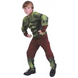 Costume Monstre Vert enfant