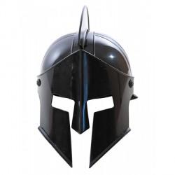 Casque Chevalier noir