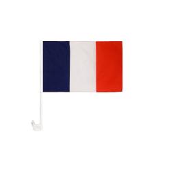 Drapeau voiture France
