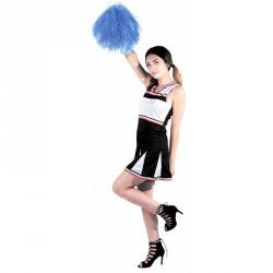 Costume Pompom Girl Américaine