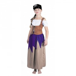 Costume Pirate Louloute Enfant