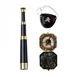 Set Pirate 3 accessoires