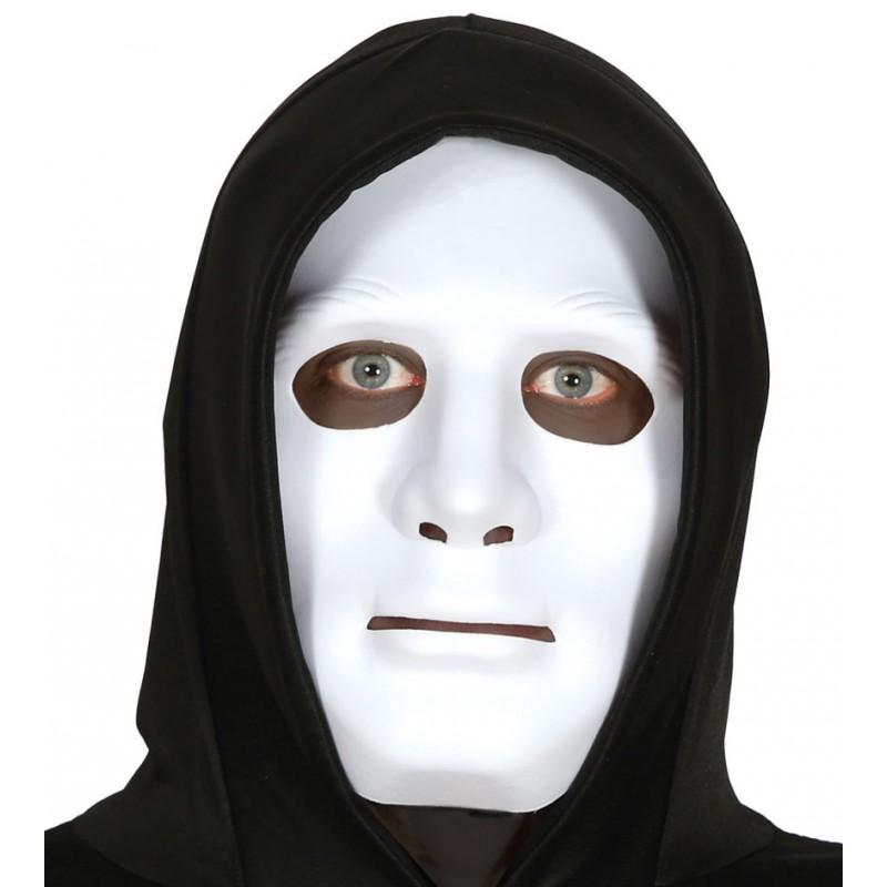 masque blanc jetable