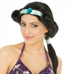 Perruque princesse Sherazade adulte