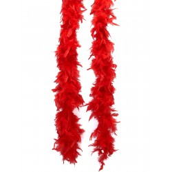 Boa Plumes 90g Rouge